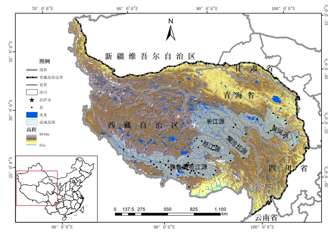 Glacial Runoff Dataset of Five Upstreams in the Tibetan Plateau in 1971-2015